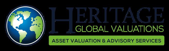 HERITAGE GLOBAL logo