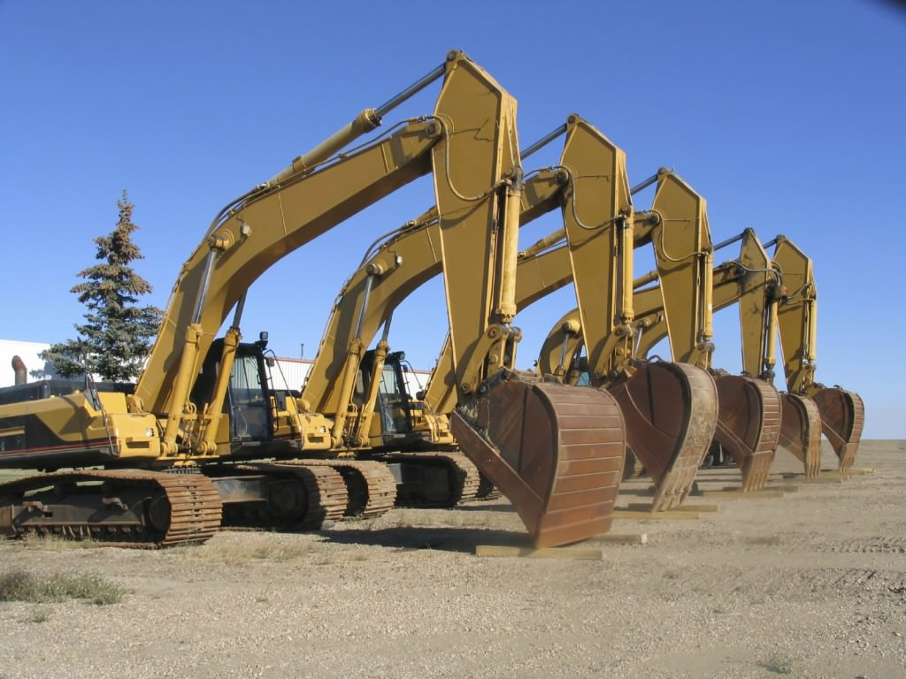 Used Construction and Heavy Equipment