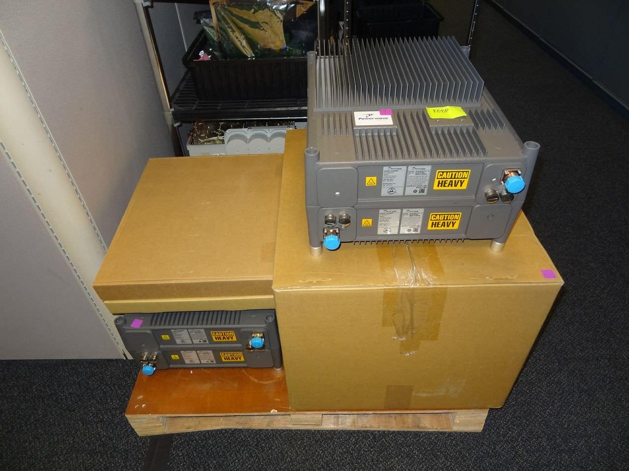 Powerwave Technologies 3 Liquidation Auction