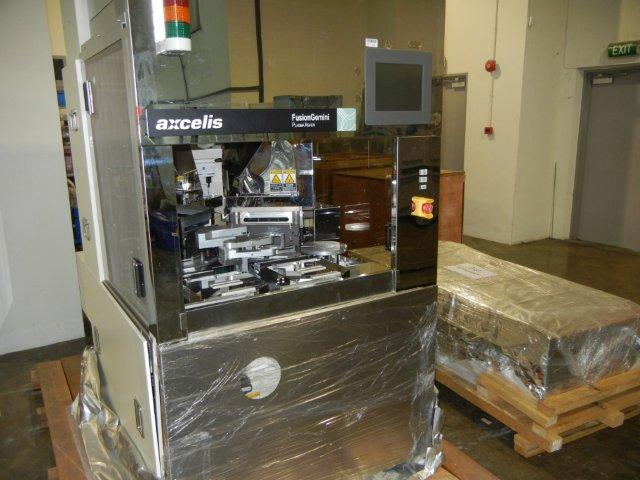 Semi Fab Asset Auction Liquidation Auction Equipment