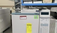 Lot 1175: Agilent 6890 Gas Chromatograph