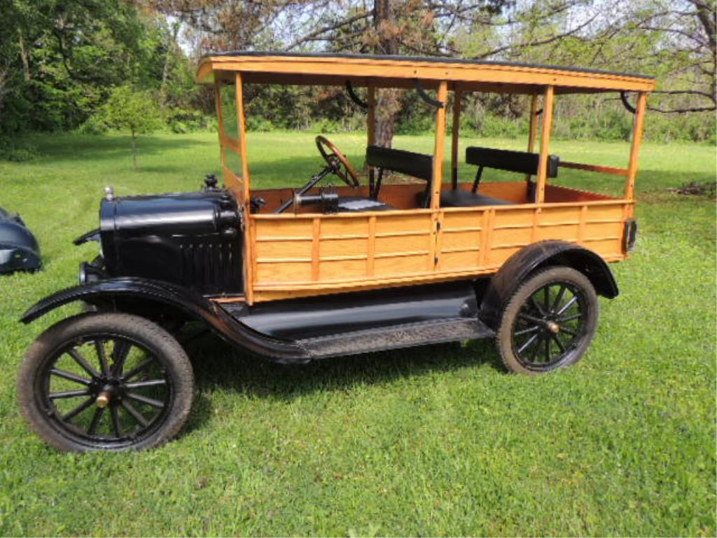 Classic Car Auction Model T Model A Heritage Global