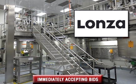 <h1>Lonza Phase 2: Going Concern Offering</h1>