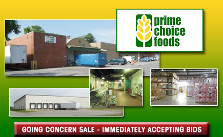 <h1>Prime Choice Foods</h1>
