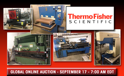 <h1>Thermo Fisher Scientific</h1>