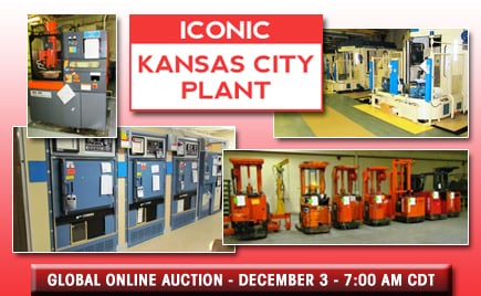 <h1>Iconic Kansas City Plant</h1>