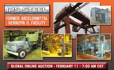 <h1>IPS Steel &#8211; Assets Formerly of ArcelorMittal</h1>