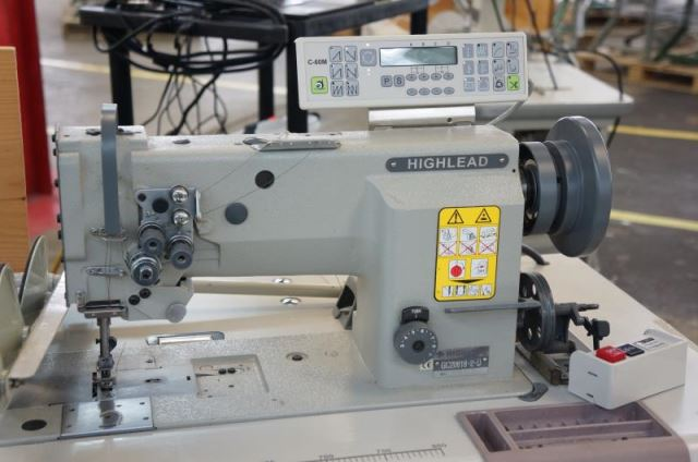 Ansell Liquidation Auction Equipment Auctions HGP Industrial Magnificent Industrial Sewing Machines San Diego