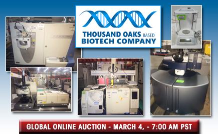 <h1>Thousand Oaks Based Biotech Company #22</h1>