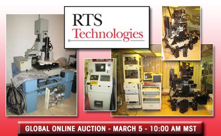 <h1>RTS Techologies</h1>
