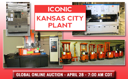 <h1>Iconic Kansas City Plant #2</h1>