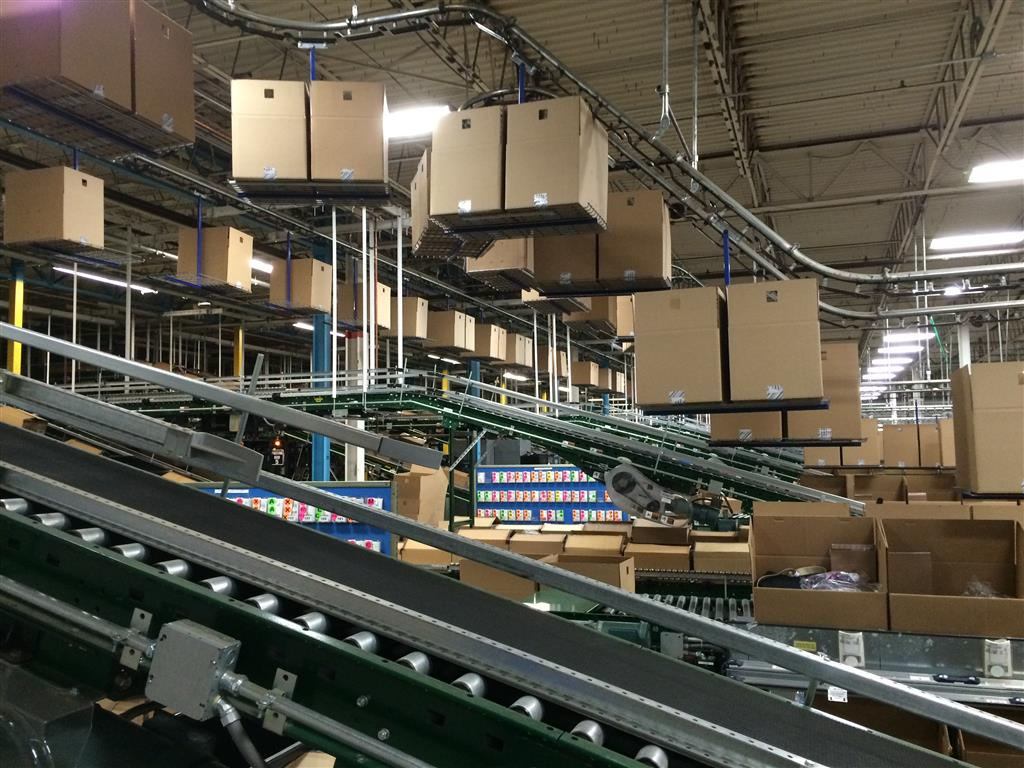 American Eagle Outfitters Distribution Warehouse