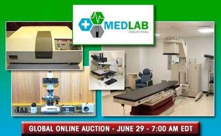 <h1>MedLab Industrial</h1>