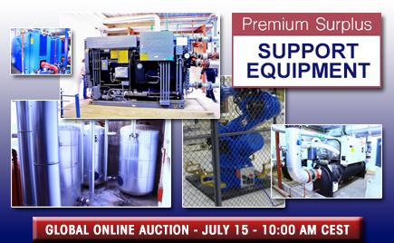 <h1>Premium Surplus Support Equipment</h1>