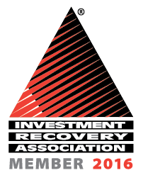 Investment Recovery Association Member 2016