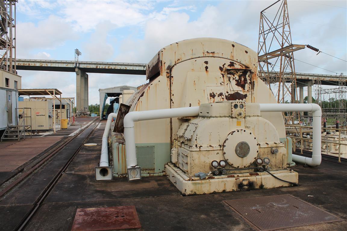 Entergy Louisiana 2 Power Plants Michoud Amp Little