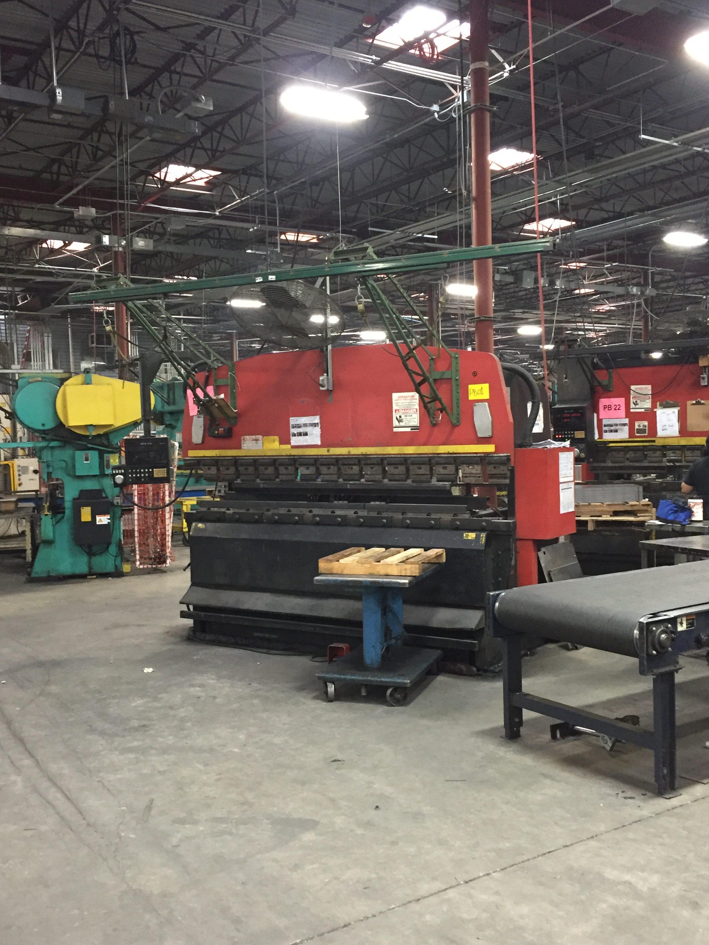 KLN Manufacturing Liquidation Auction Equipment Auctions