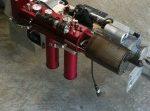 Robot Smoke Generator